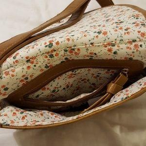 Bags - MNG tan purse